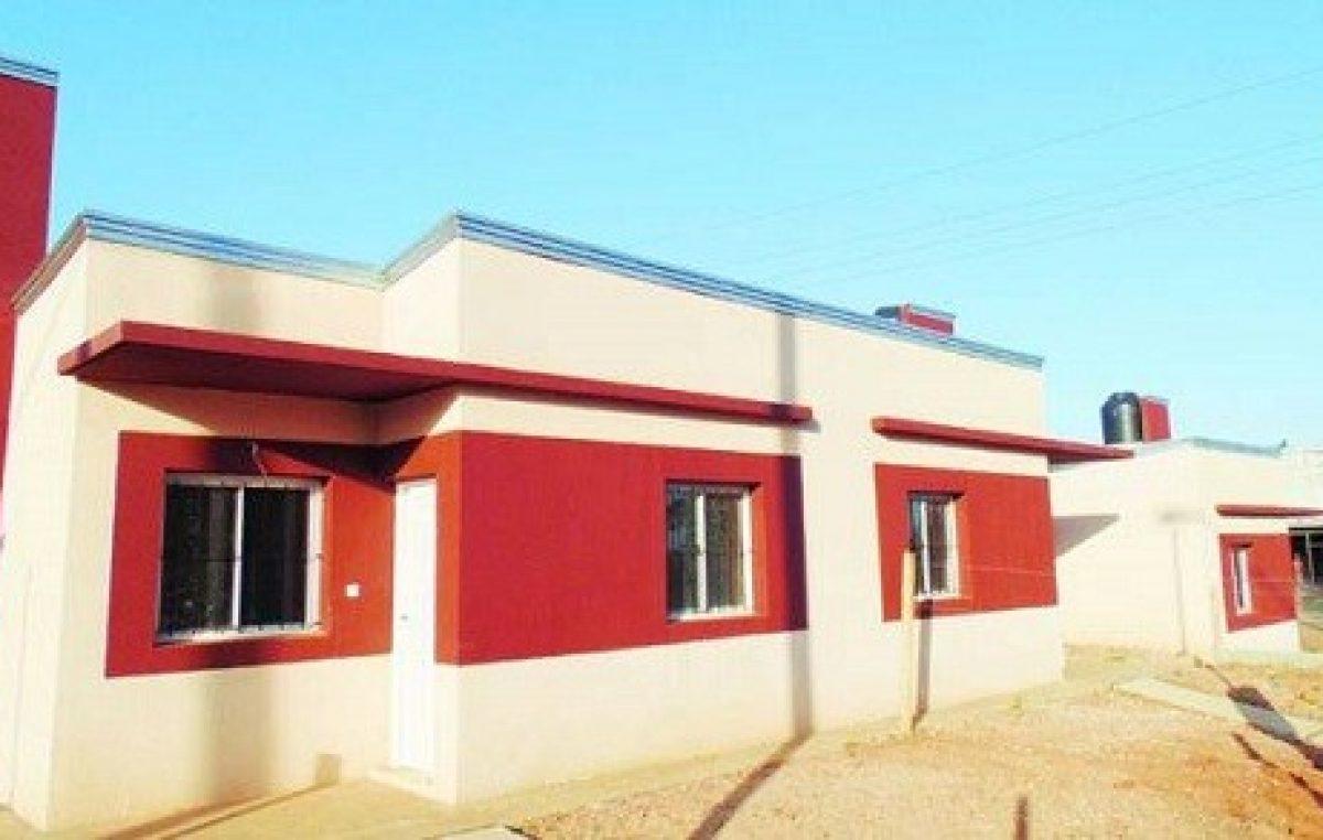 Avanzan en la construcción de más de tres mil viviendas en municipios y juntas de gobierno entrerrianas