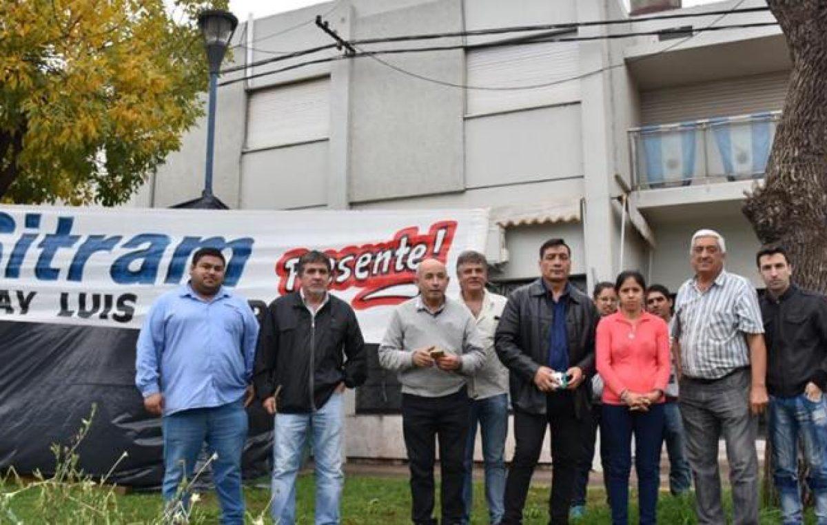 Beltrán: conciliación obligatoria con los trabajadores municipales