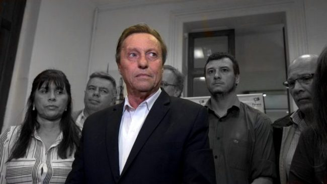 Paraná: imputaron al intendente Varisco por narcotráfico