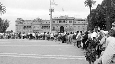 La conmovedora historia de las marchas de Madres de Plaza de Mayo en un nuevo aniversario
