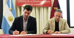 Desmontes en Salta: Greenpeace denunció el convenio que firmaron Bergman y Urtubey