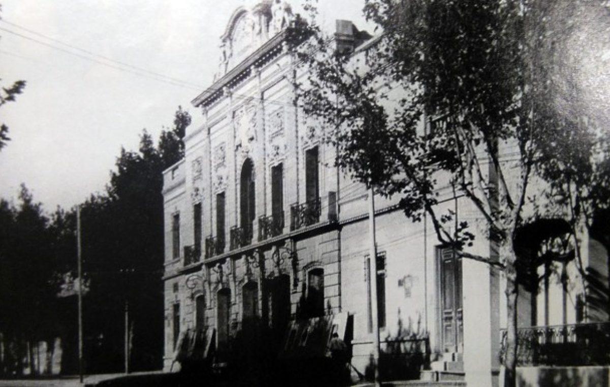 El viejo Teatro Municipal Mendoza: un ícono perdido