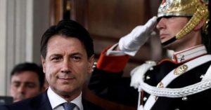 Conte formará gobierno, con Italia y Europa como centros