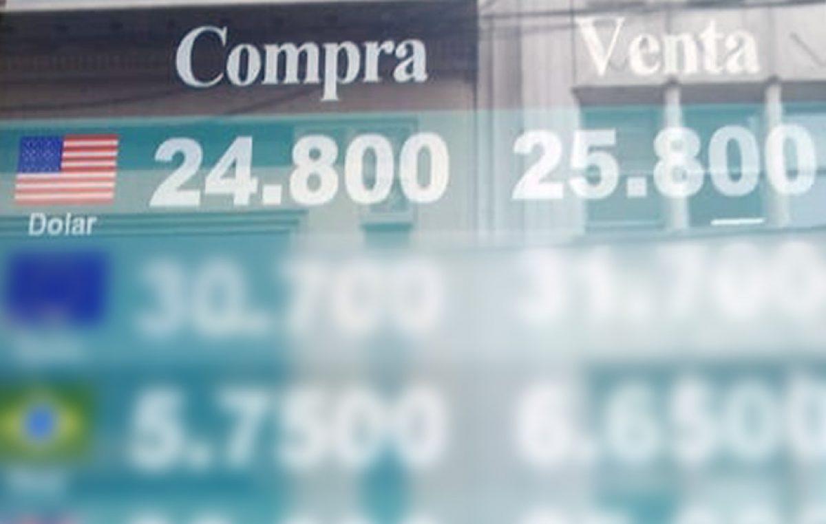 En la víspera del Día L, el dólar se disparó
