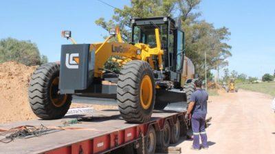 Son 17 los municipios entrerrianos que accedieron a un crédito tramitado por la provincia para comprar maquinarias