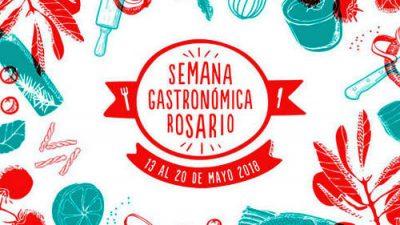 Octava edición de la Semana Gastronómica Rosario