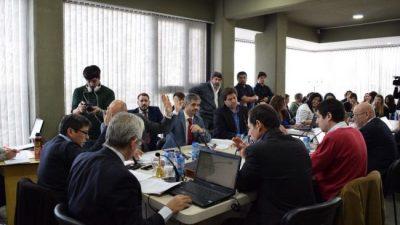 Ushuaia: Trabajadores municipales informaron a concejales sobre la negociación salarial con el Ejecutivo