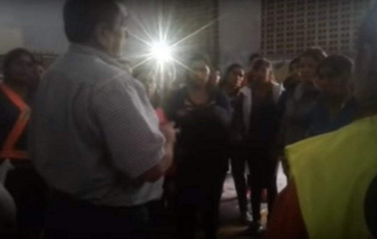 Podrían quedar sin trabajo 800 municipales por una interna en Concepción