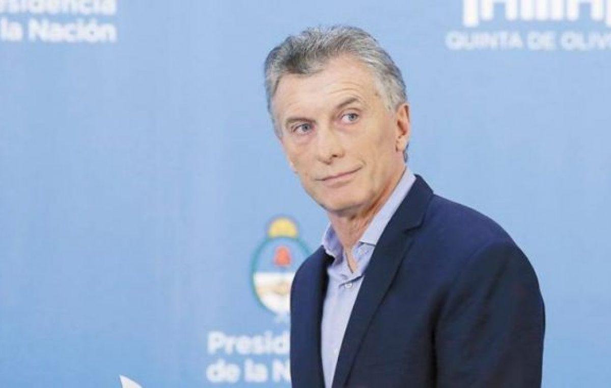 El veto cantado que ya tiene preparado Macri