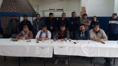 SOEMCO de Caleta Olivia exige recomposición salarial después de tres años sin aumentos