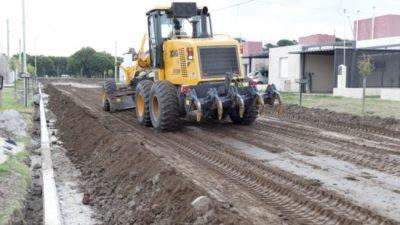 Pavimento:Río Cuarto puede perder hasta el 75% de la obra