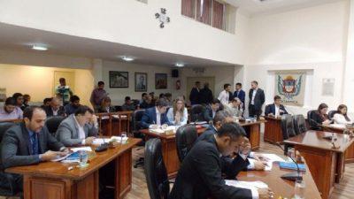 Aprobación de Ordenanza que beneficia a los trabajadores municipales de Catamarca