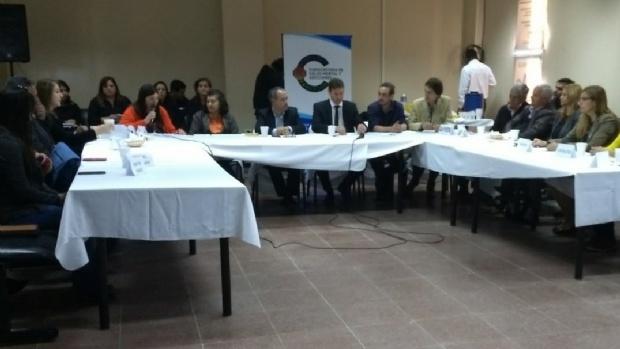 """Catamarca: Firma de convenio para implementar """"Municipios en Acción"""""""