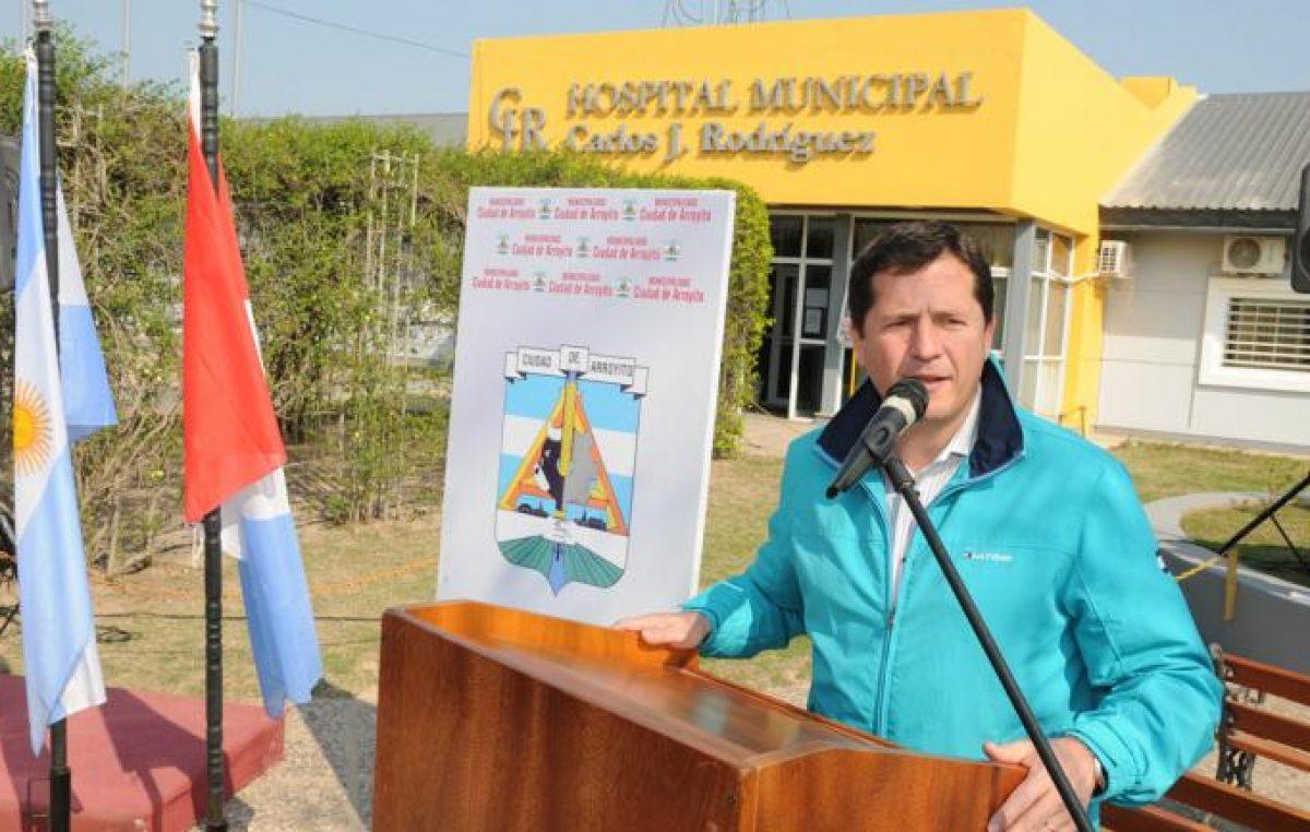 Arroyito: Un hospital municipal que funciona como regional