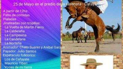14º Festival de pialada, doma y folclore, Cafayate