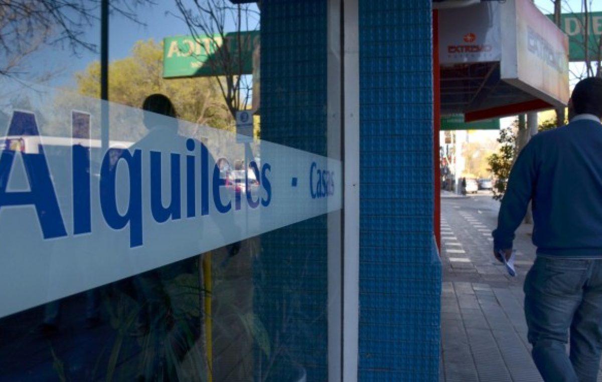 Los alquileres en Neuquén aumentan más que los salarios