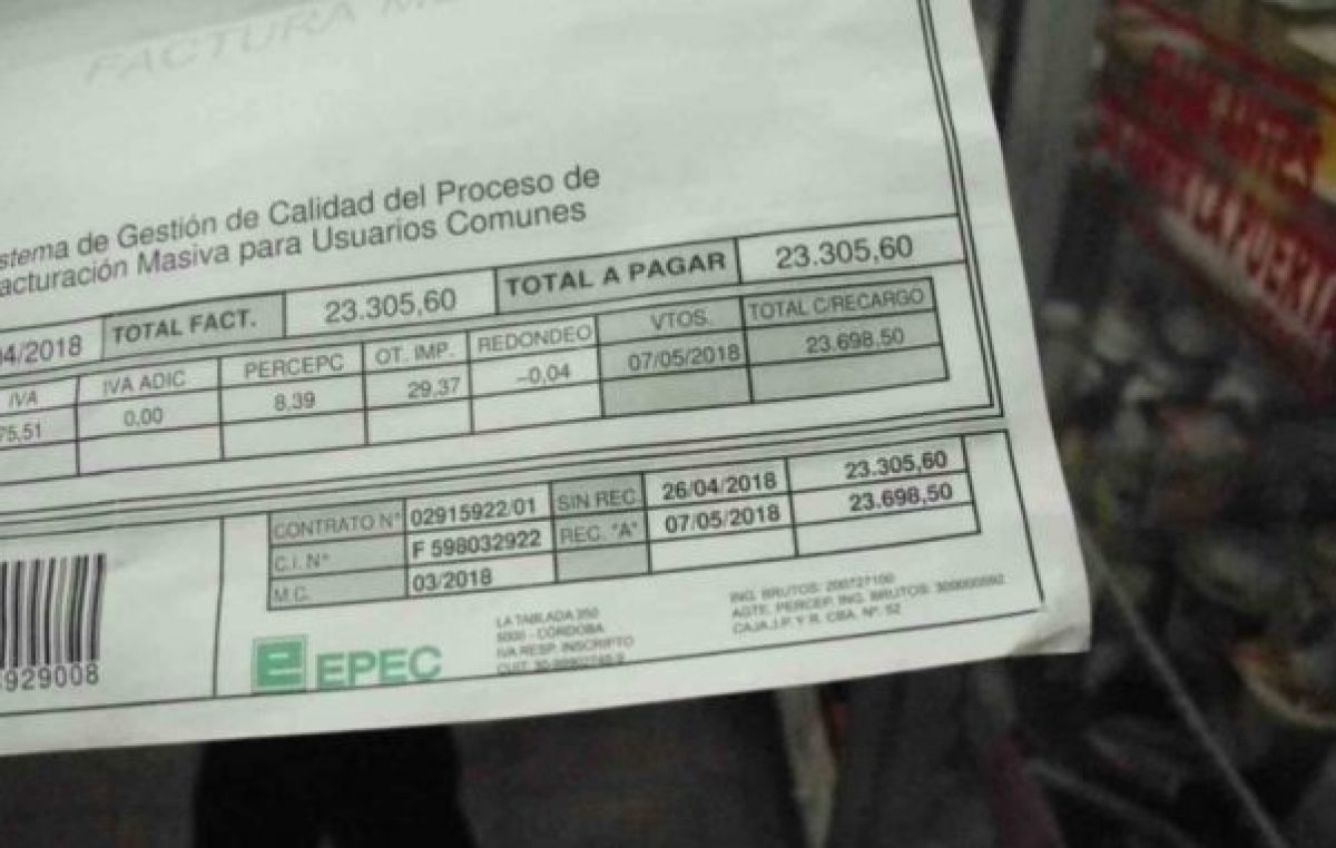 Río Cuarto: La caída del consumo y los tarifazos ponen en alerta a los comerciantes