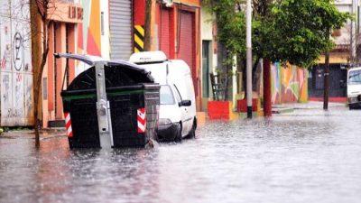 El colmo: Morón se volvió a inundar pero Tagliaferro subejecutó el 40% para obras hidráulicas