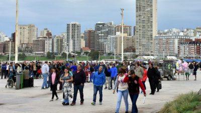 Para el 70% de los marplatenses, el turismo no impacta en su economía