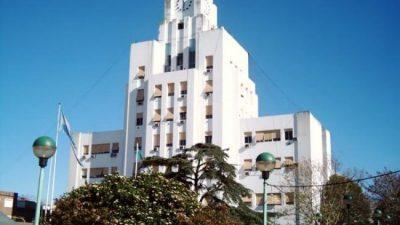 Insaurralde y el gobierno nacional despiden en el Municipio de Lomas de Zamora