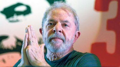 Lula ratificó su candidatura