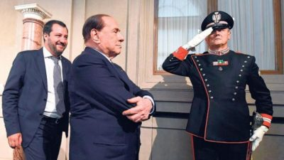 Asoma un gobierno para Italia