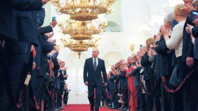 Continuismo en Rusia