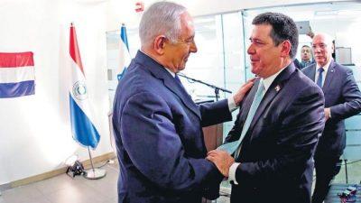 Paraguay mudó su embajada