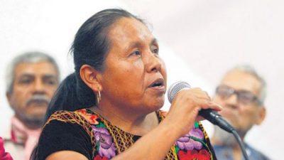 Marichuy, la voz de los indígenas de México