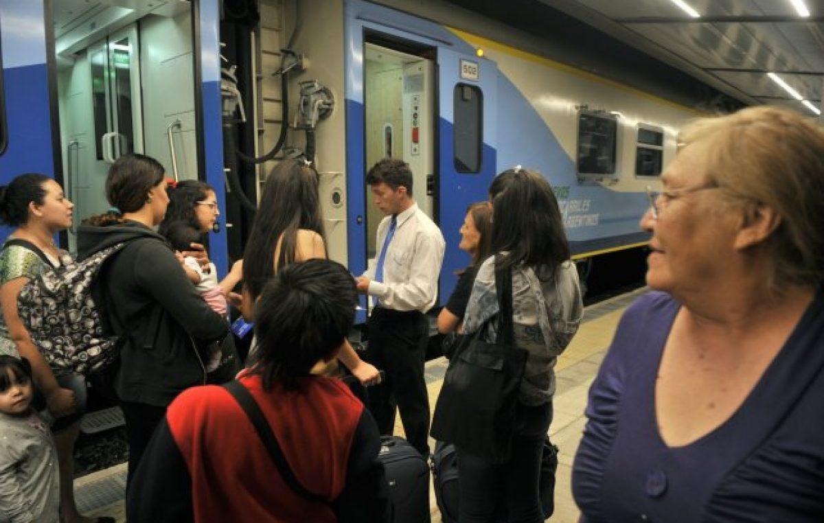 La mayoría de los rosarinos apoya la recuperación ferroviaria