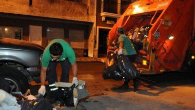 Basura: una nueva empresa en Córdoba y pocos cambios en el servicio