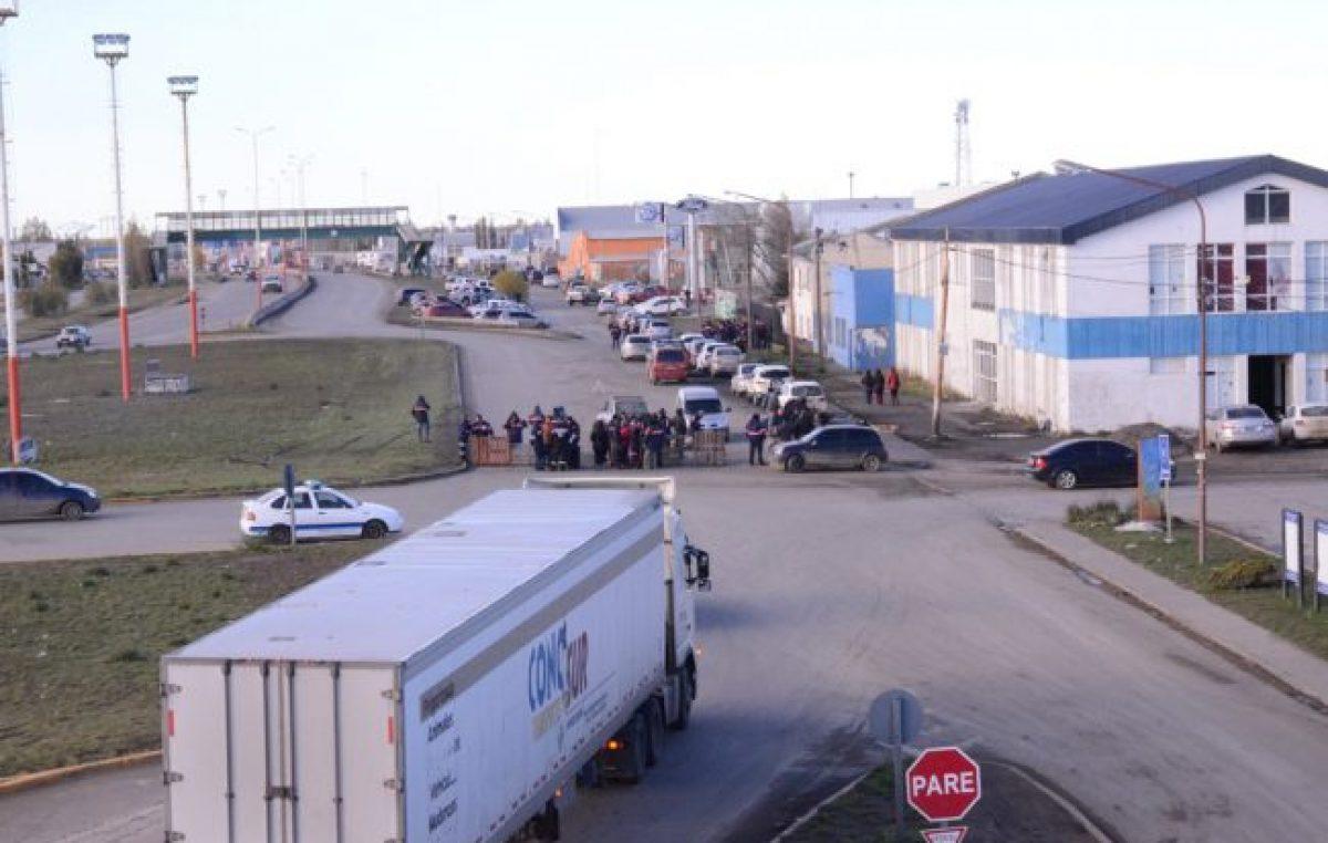 SOEM Río Gallegos bloqueó el corralón y no hubo recolección de residuos