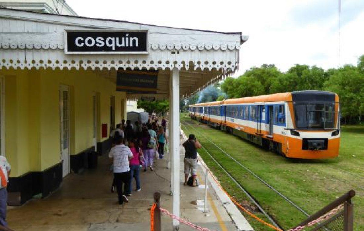 El Tren de las Sierras regresa a la estación de Alta Córdoba
