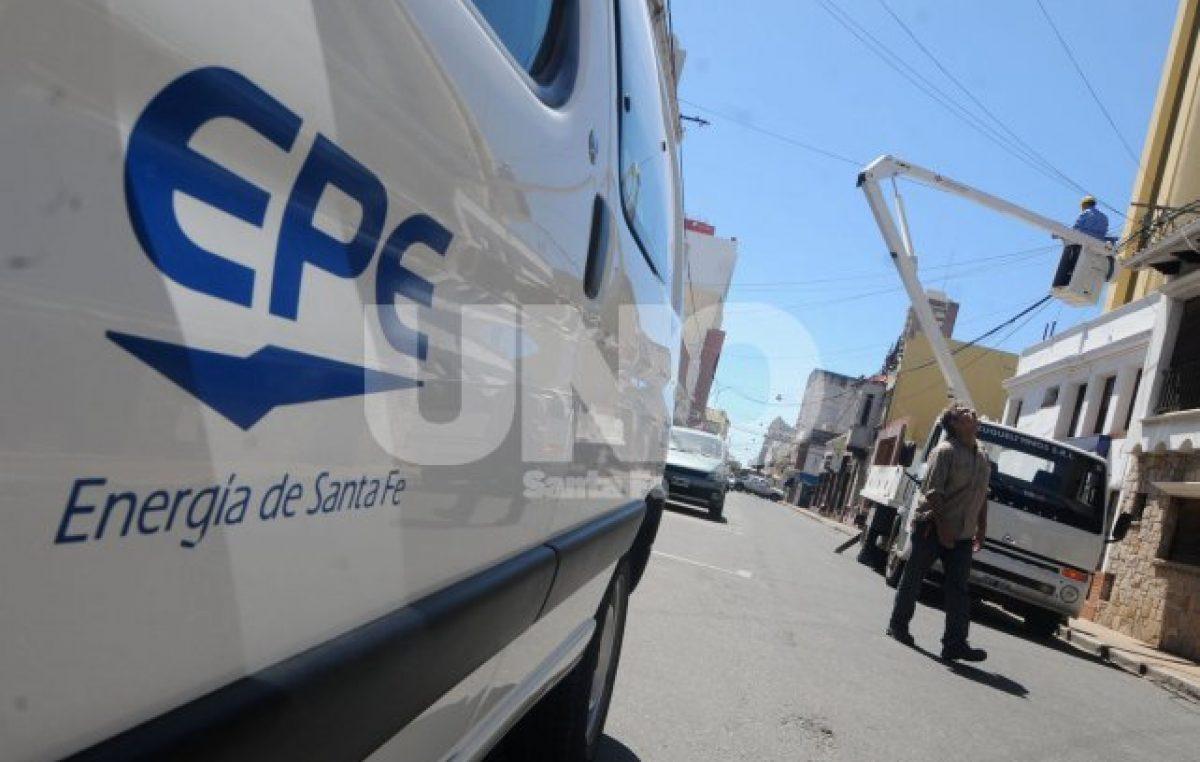 La EPE intimó a la Municipalidad de Santa Fe por la boleta de la luz