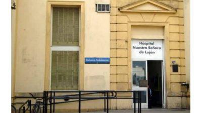 Ajuste en la salud: despiden a profesionales del Hospital de Luján por «razones presupuestarias»