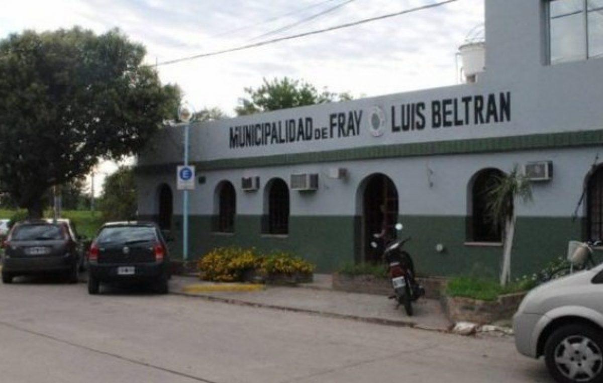 Beltrán: extienden la conciliación por los municipales despedidos