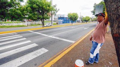 Masivo paro general en Nicaragua contra el gobierno sandinista