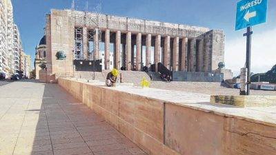 Temen que la licitación para restaurar el Monumento quede a mitad de camino
