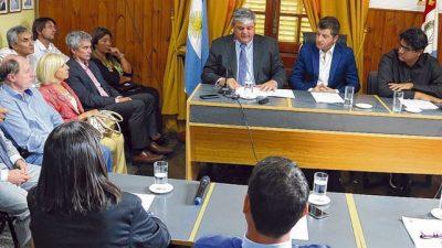 Anunciaron que Villa G. Gálvez logró salir de la emergencia económica