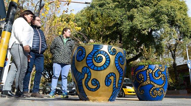 Con arte y cultura, buscan enriquecer las obras del Plan de Renovación Urbana en Mendoza