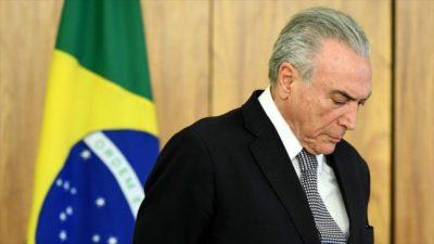 El pánico de la derecha brasileña