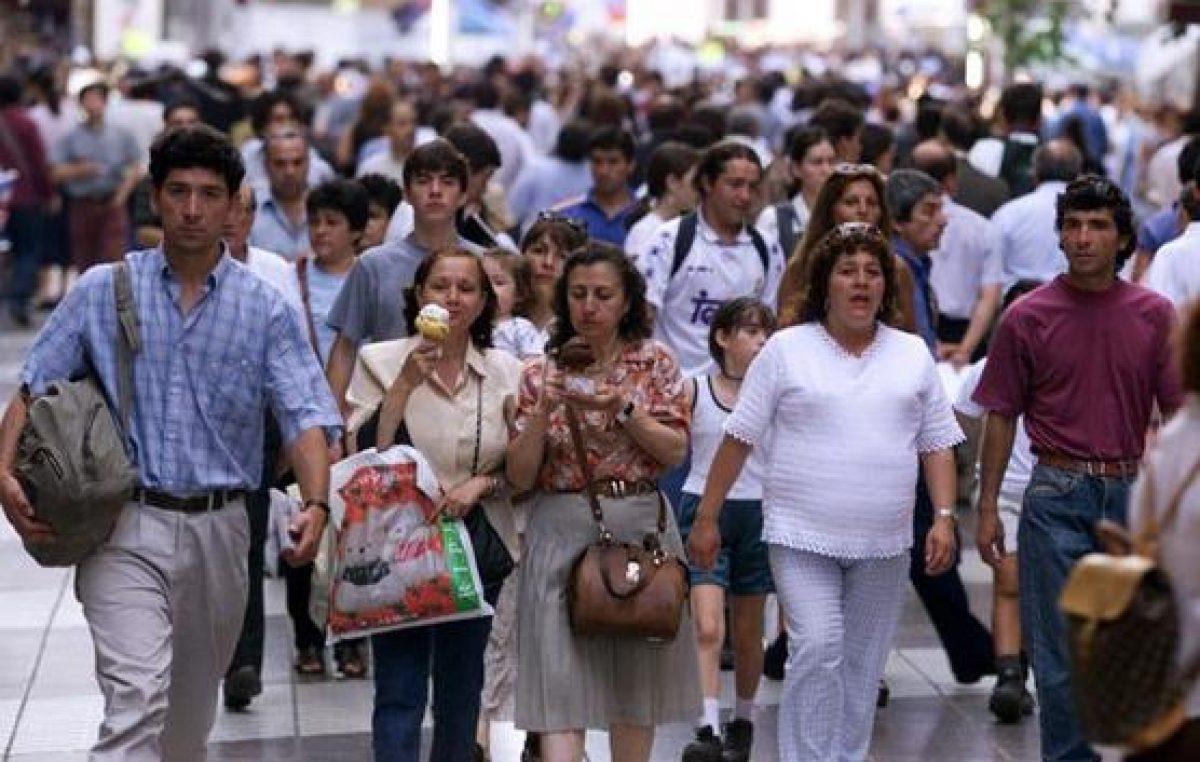El 74% de la población chilena es de estrato medio-bajo