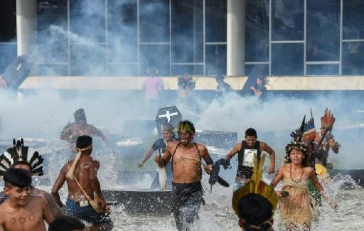 Lucha agraria en Brasil dejó 71 muertos en 2017