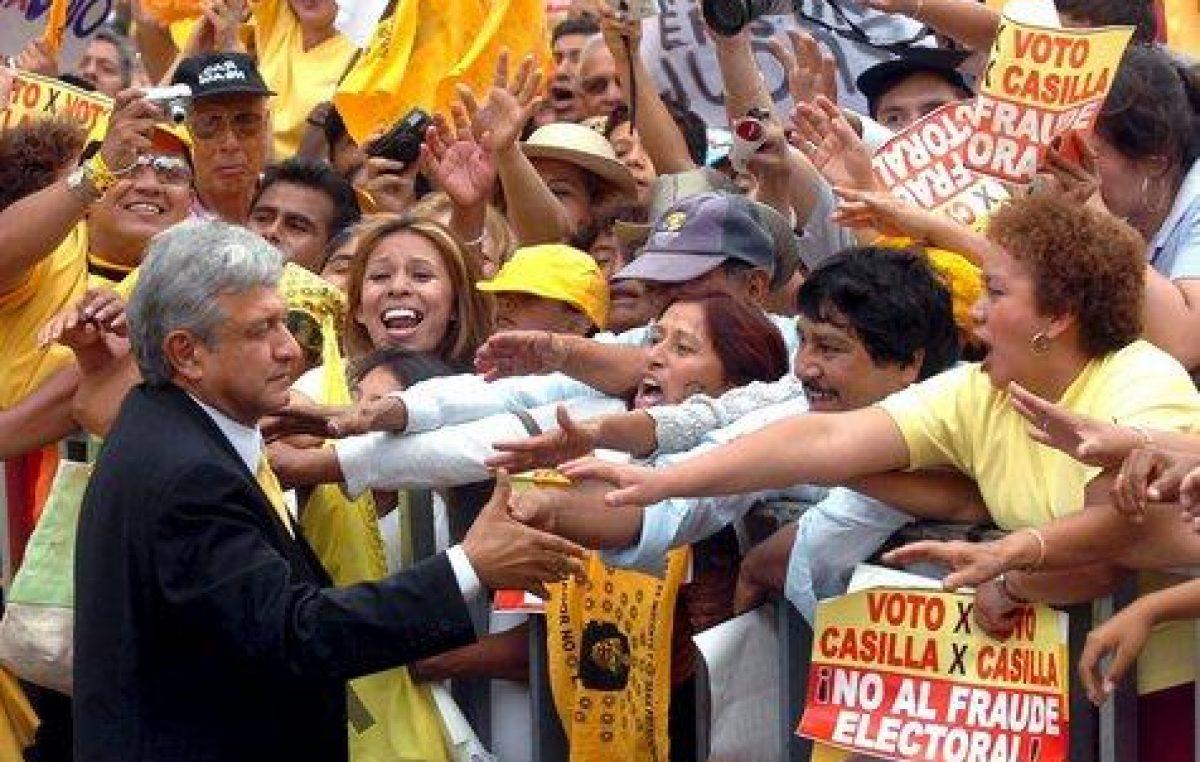Mendoza: López Obrador consolida ventaja a 20 días de las elecciones