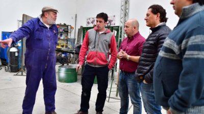 El intendente de Madryn aseguró que la Oficina de Empleo Municipal logró afianzarse en la industria local