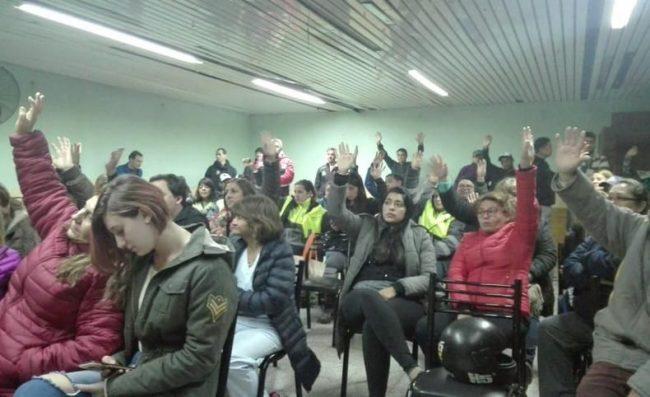Los municipales de Punta Alta aceptaron una de las ofertas salariales