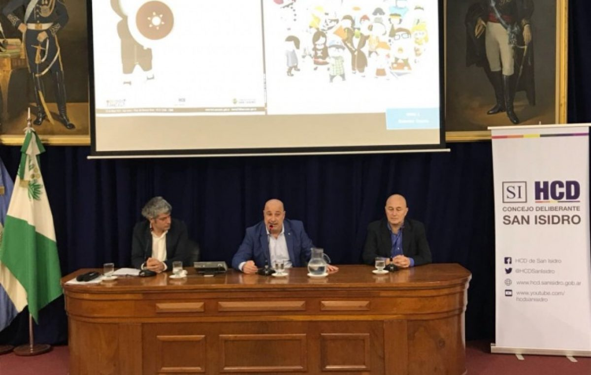 """San Isidro: Los escandalosos contratos que """"pagó"""" el ex possista Castellano para retener su presidencia en el HCD"""