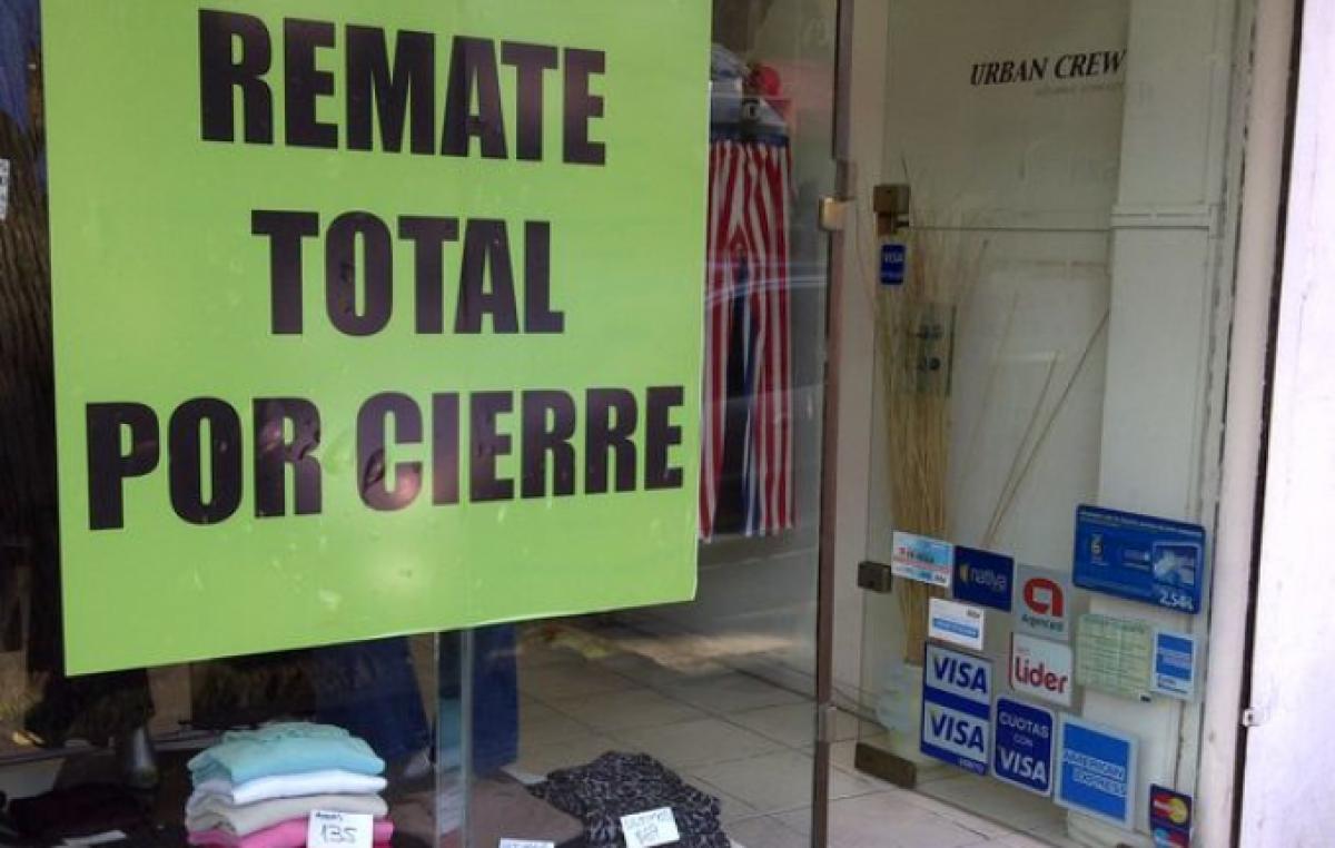 En Bolívar, cerraron 90 comercios en un año y la industria local sigue generando despidos