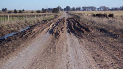 Municipios bonaerenses reflotan incrementos en la tasa vial y generan malestar en los productores