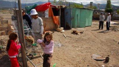 Un agujero social: casi la mitad de los chicos argentinos son pobres